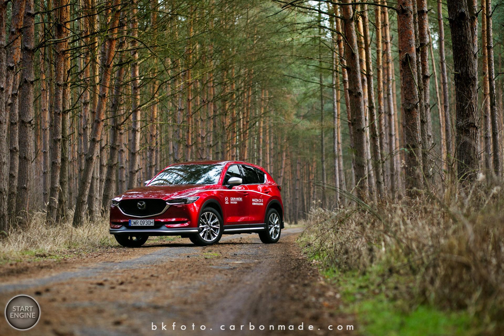Mazda CX-5 SkyDREAM 2.5 SKYACTIV-G 194 KM 4WD 6AT