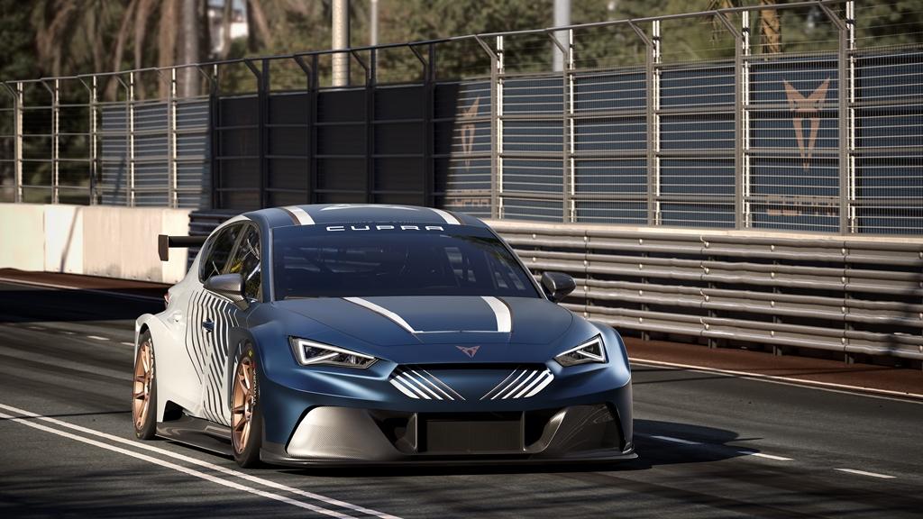Cupra e-Racer (2020)