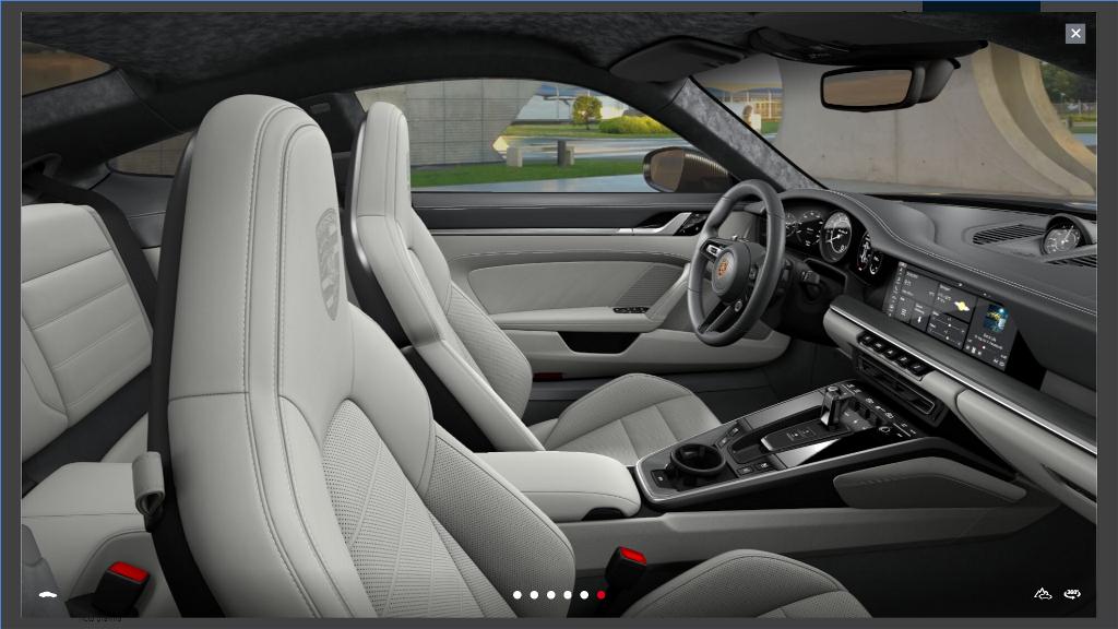 Przykładowy konfig nowego 911 Turbo S