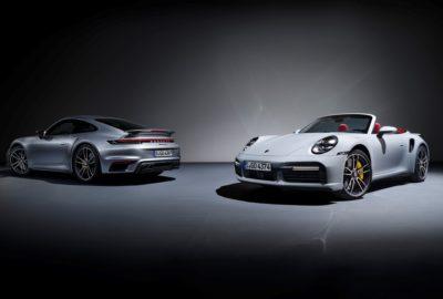 Nowe Porsche 911 Turbo S i Turbo S Cabriolet (2020)