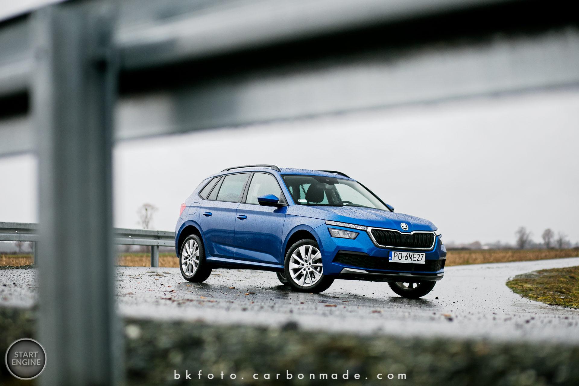 Škoda Kamiq Ambition 1.0 TSI 95 KM 5MT