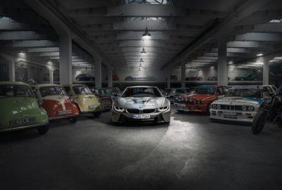 Zakończenie produkcji BMW i8