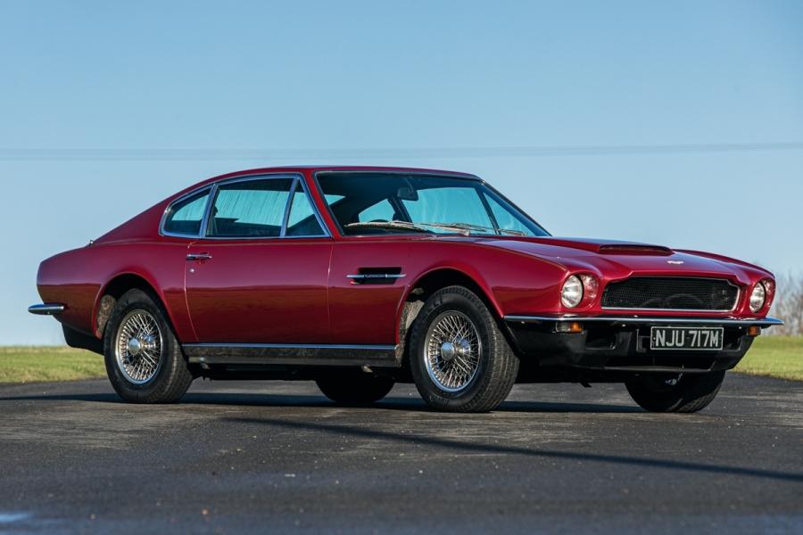 Aston Martin AM Vantage (1973)