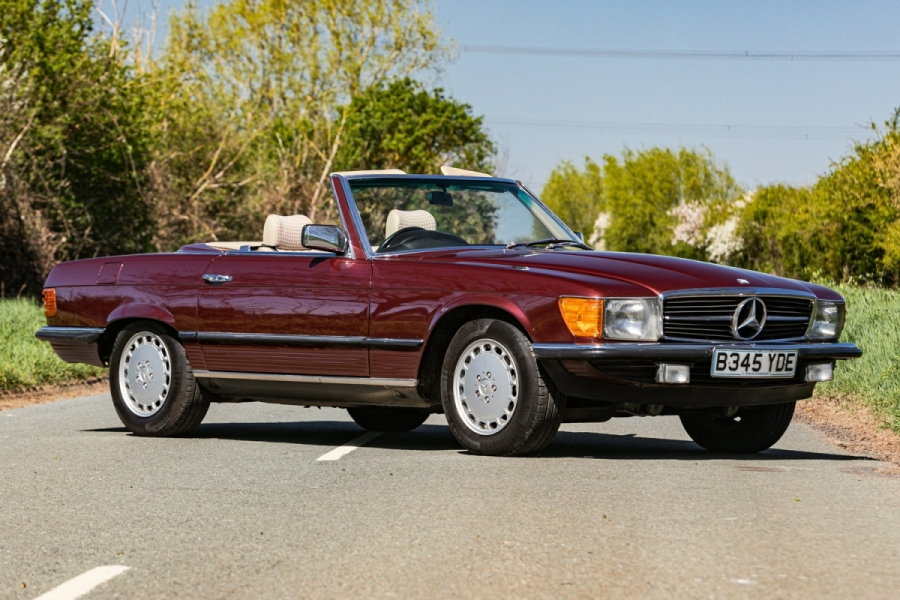 Mercedes-Benz SL 280 (R107) (1985)