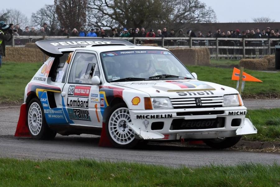 Peugeot T16 E1 'Group B' (1986)