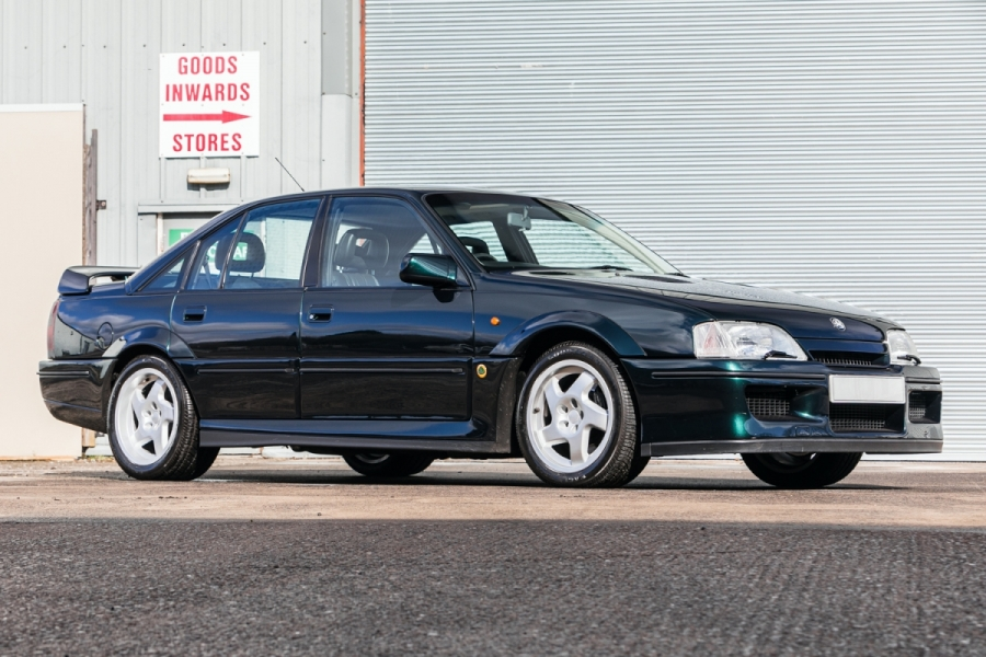 Vauxhall Lotus Carlton (1992)