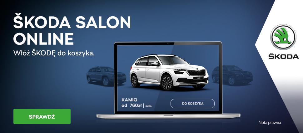 Wirtualne salony samochodowe
