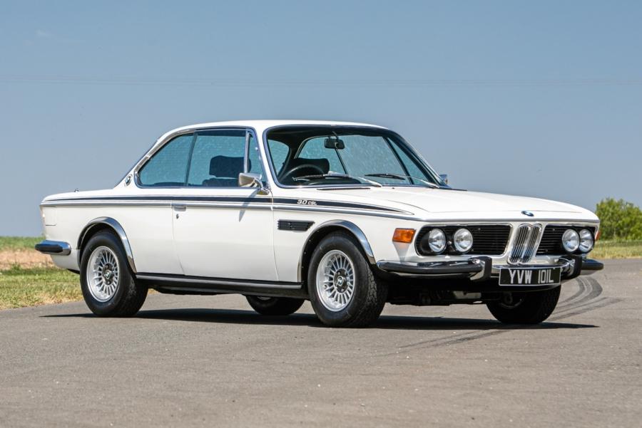 BMW 3.0 CSL (E9) (1972)