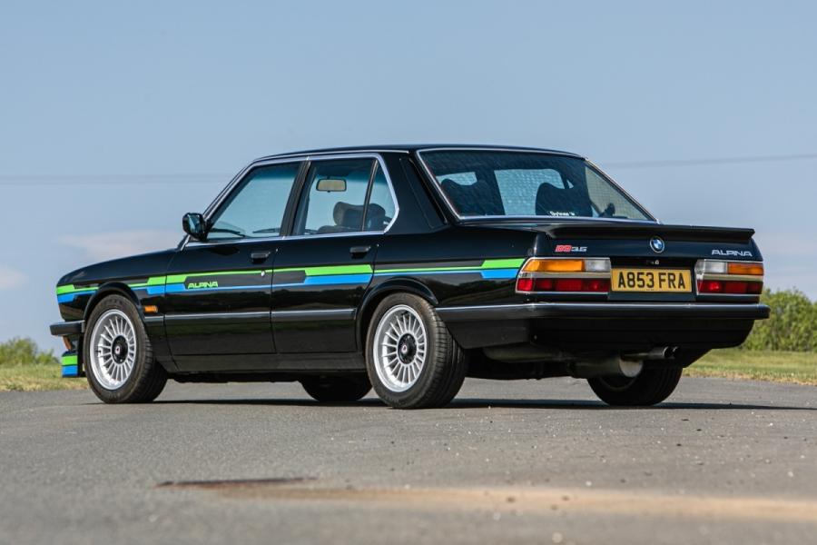 BMW Alpina B9 (E28) (1983)