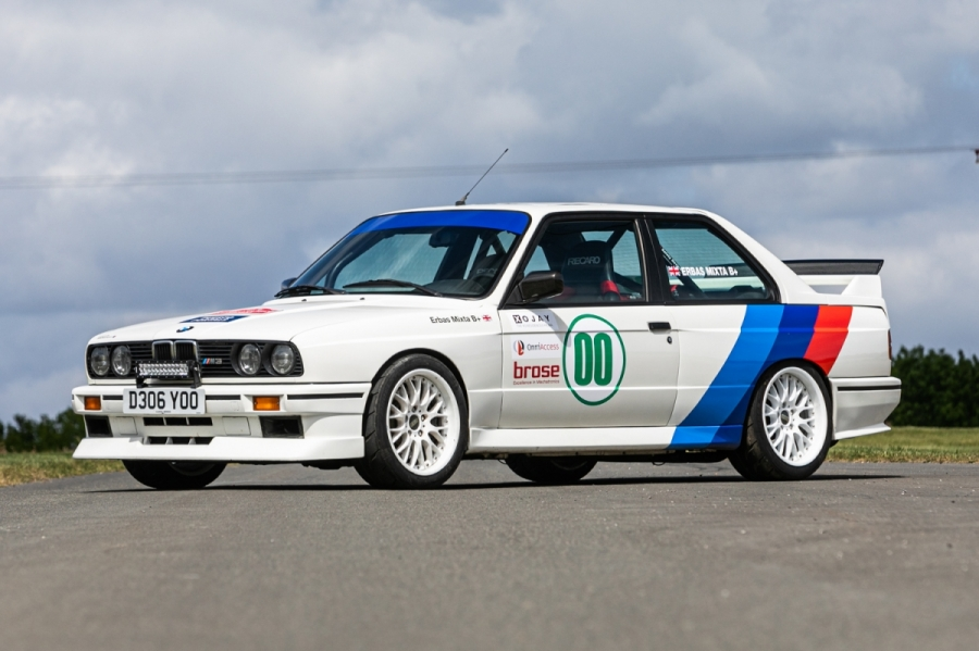 BMW M3 E30 'Competition Pack' (1987)