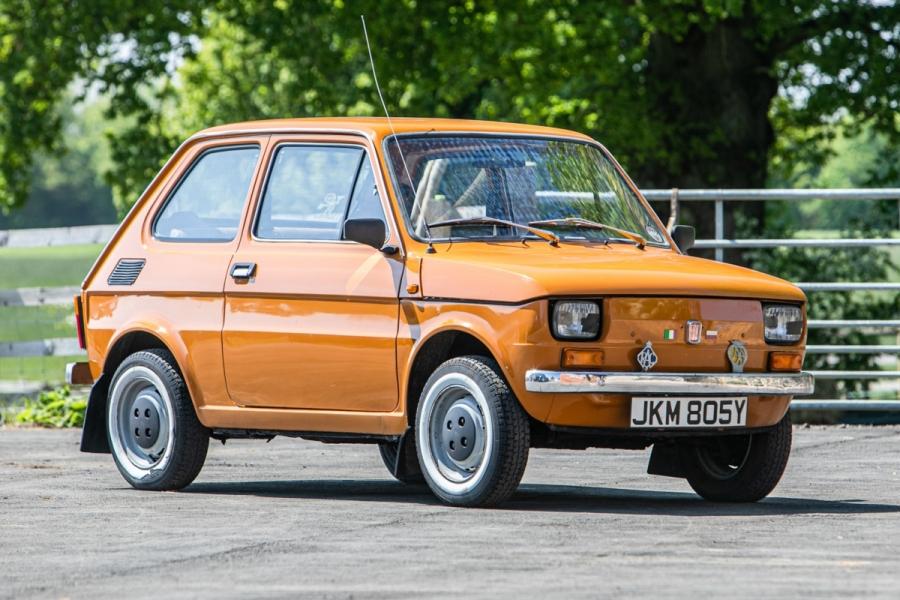 Fiat 126p (1983)