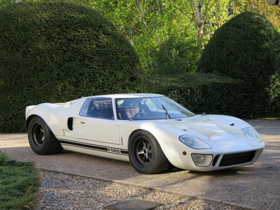 Ford GT40 (1968)