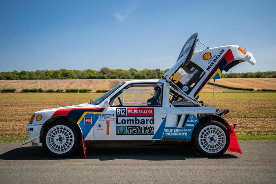 Peugeot T16 Group-B (1984)