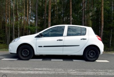 Renault Clio III Collection 1.2 75 KM (2013)