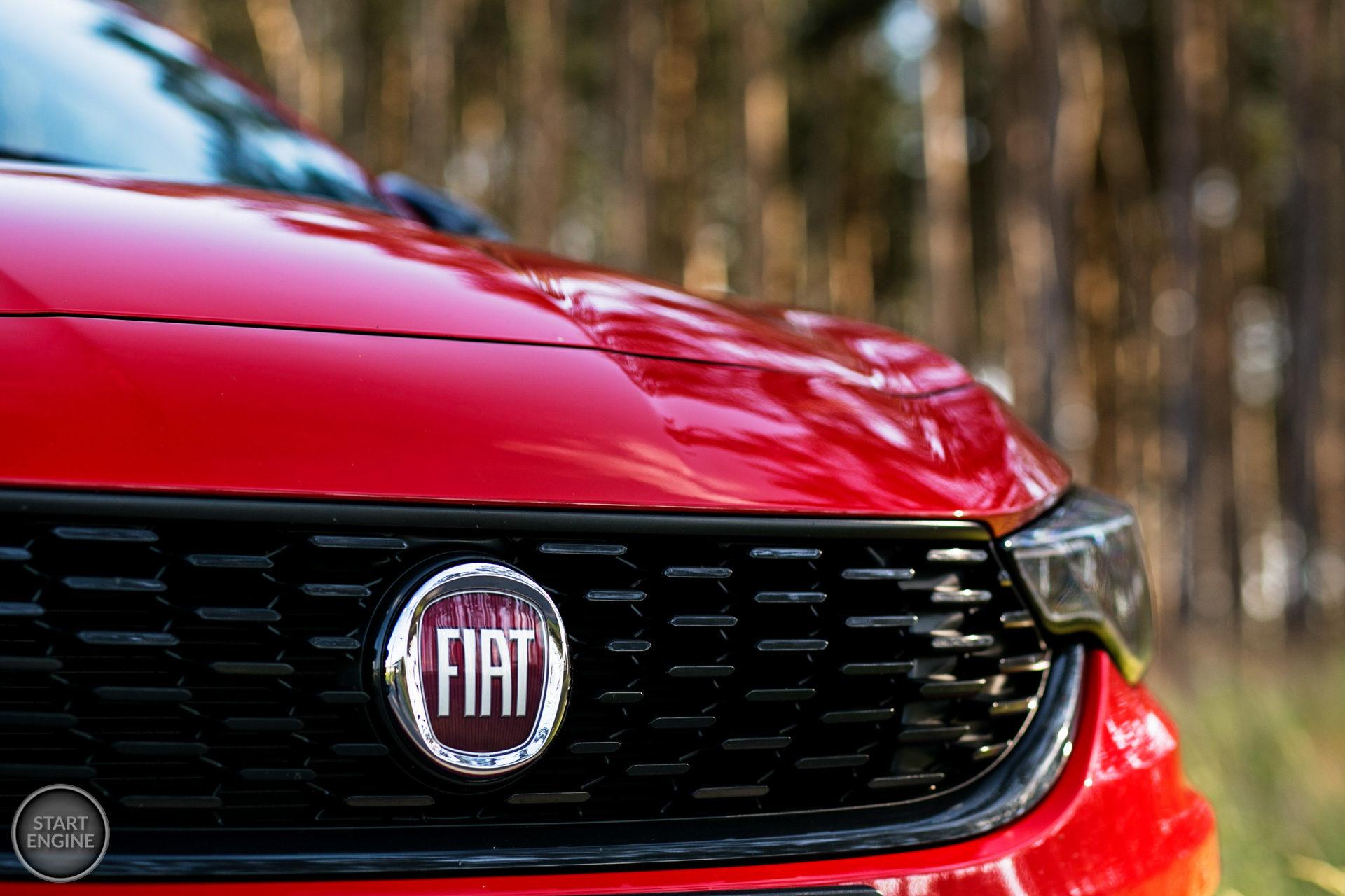 Fiat Tipo S-Design 1.4 T-Jet 120 KM