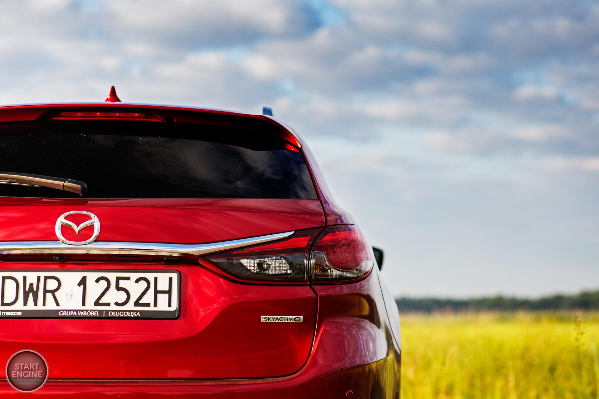 Mazda 6 Kombi SkyDREAM 2.5 SKYACTIV-G 194 KM 6AT