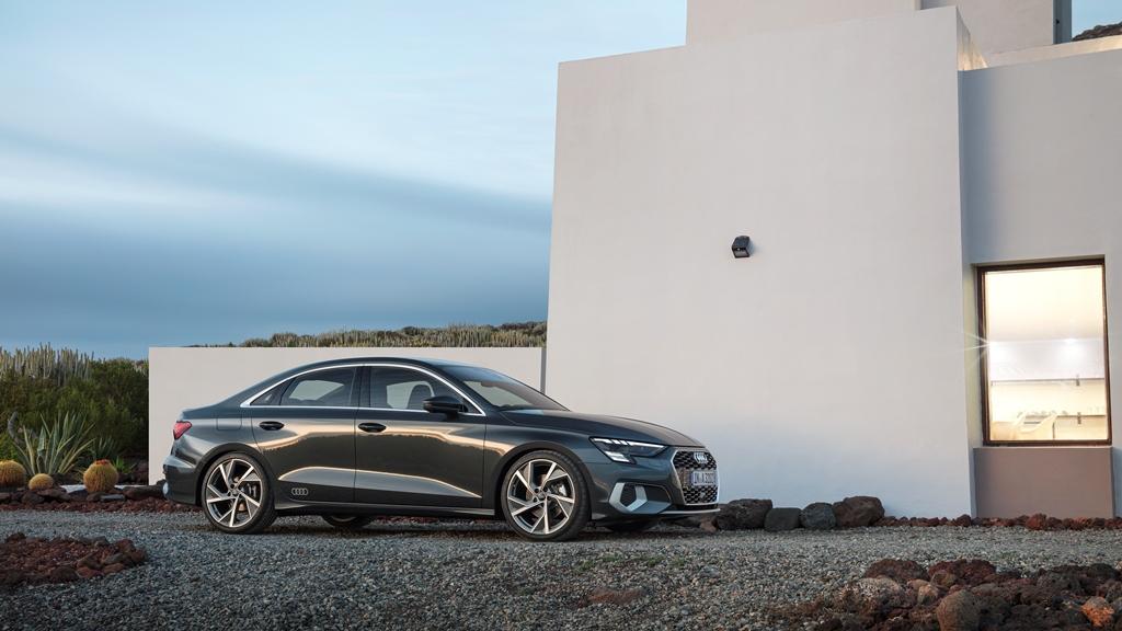 Audi A3 Saloon (2020)
