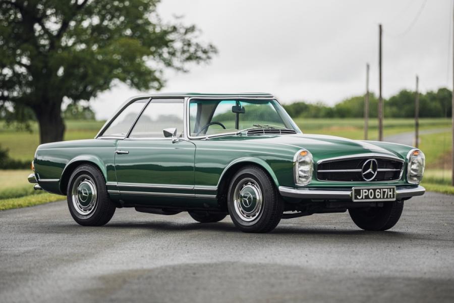 Mercedes-Benz 280 SL (W113) 'Pagoda' (1969)