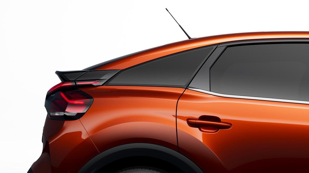 Nowy Citroën C4 (2020)