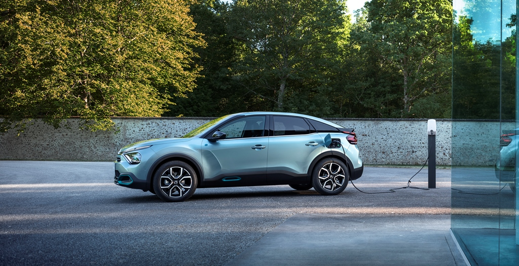 Nowy Citroën ë-C4 (2020)