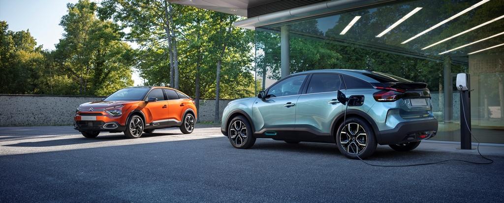 Nowy Citroën C4 i ë-C4 (2020)