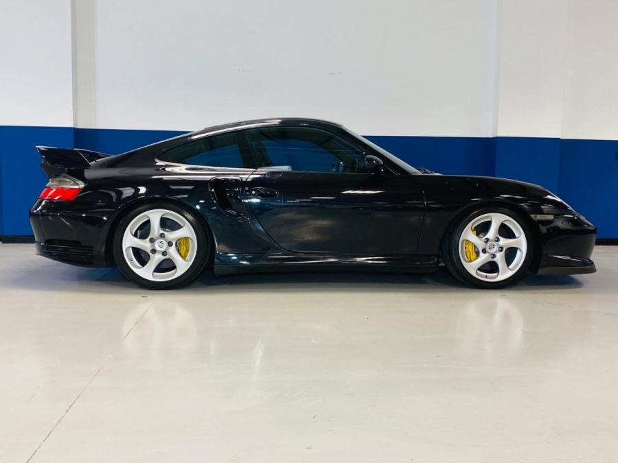 Porsche 911 GT2 (996) (2002)