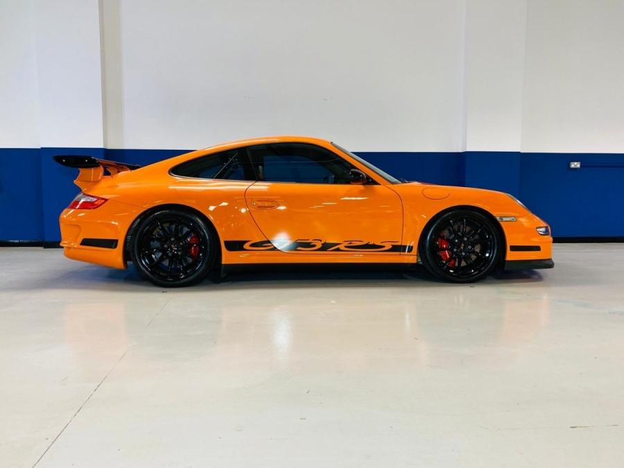 Porsche 911 GT3 RS (997) (2007)