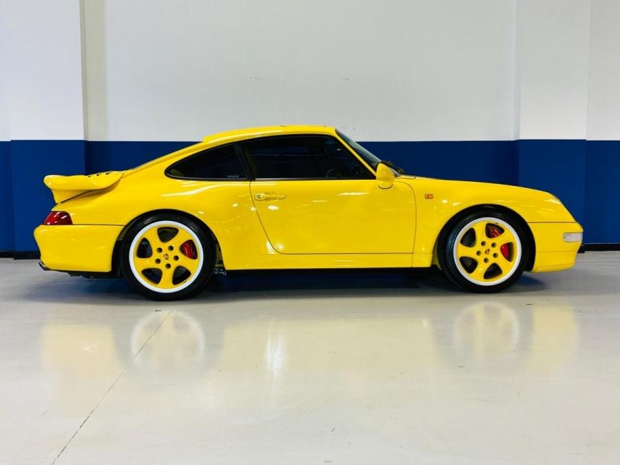 Porsche 911 Turbo (993) (1996)