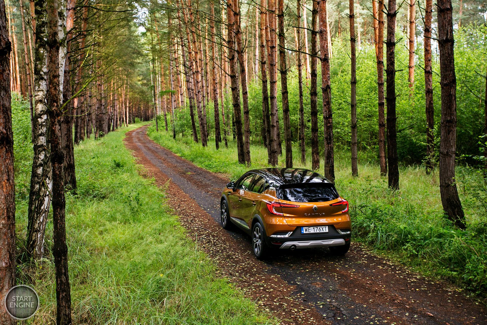 Renault Captur Intens 1.3 TCe 130 KM EDC