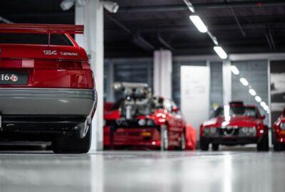 Alfa Romeo 164 V10 ProCar