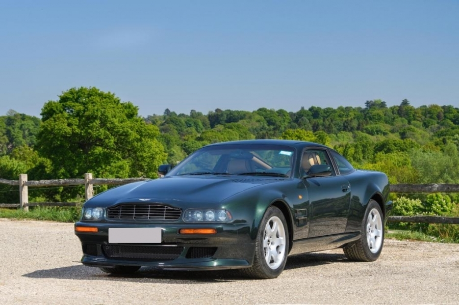 Aston Martin Vantage V550 (1997)