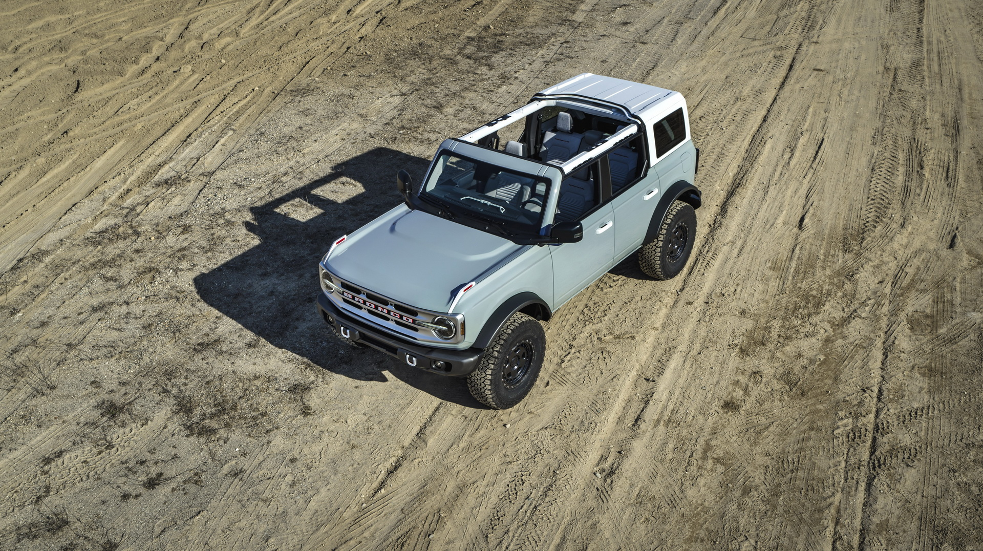 Nowy Ford Bronco (2021)