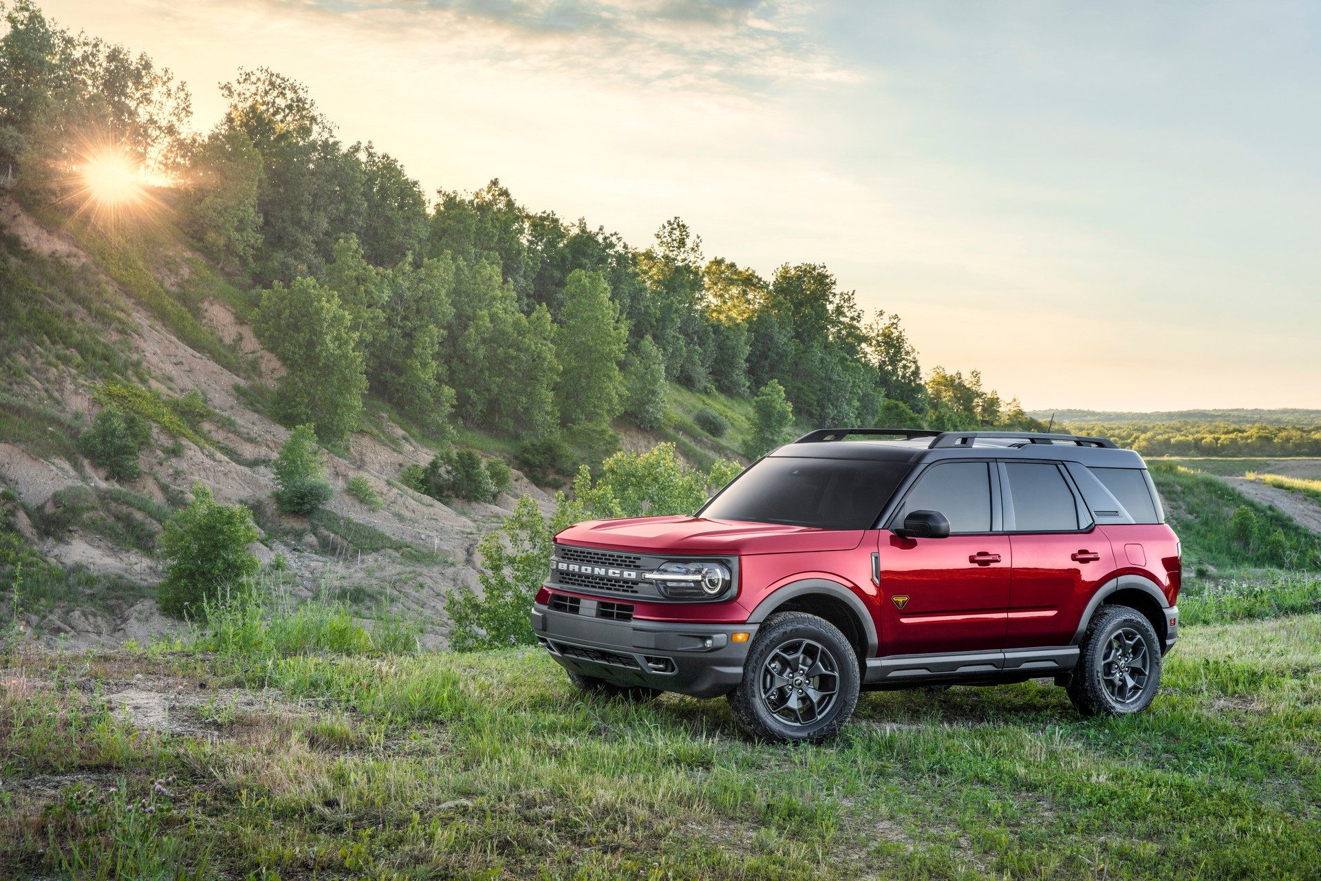 Nowy Ford Bronco Sport (2021)