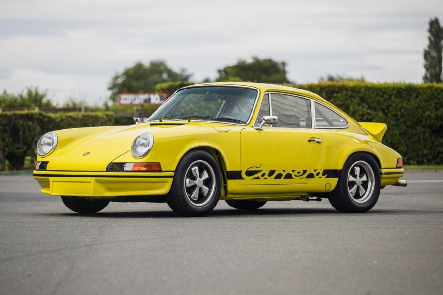 Porsche 911 2.7 RS Touring (1973)