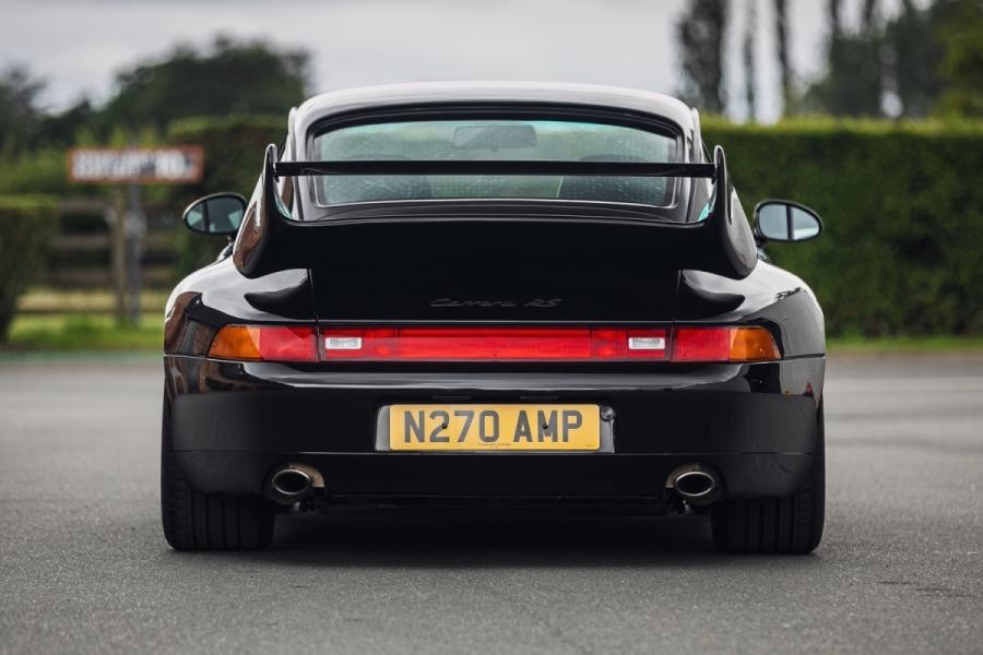Porsche 911 (993) RS (1995)