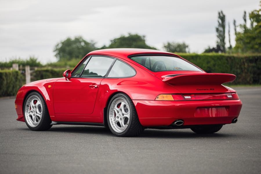 Porsche 911 (993) RS (1996)