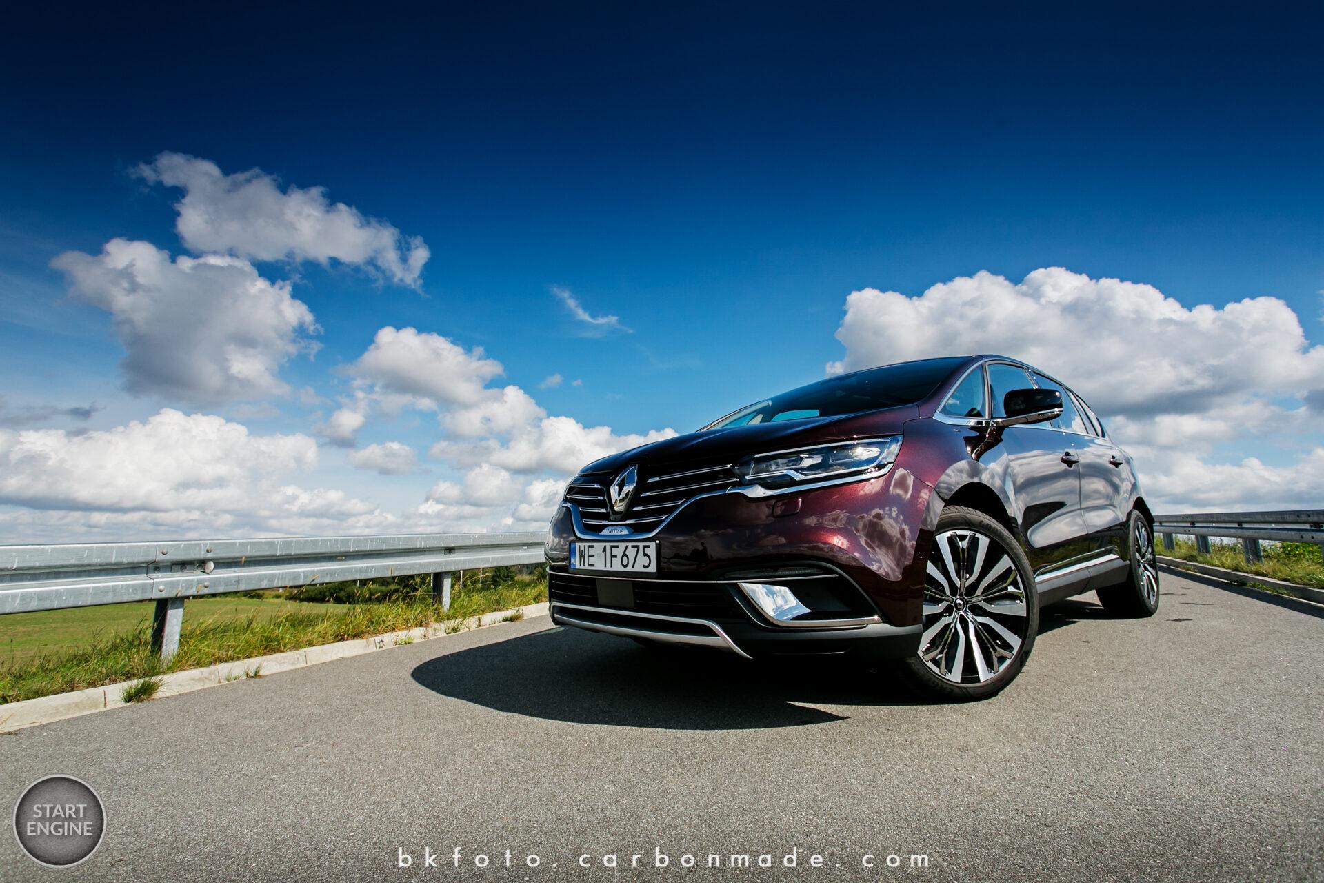Renault Espace Initiale Paris 1.8 TCe 225 KM EDC (2020)