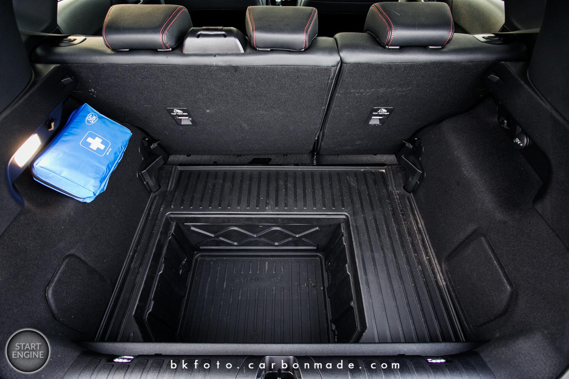 Ford Puma ST-Line X 1.0 EcoBoost 155 KM mHEV 6MT