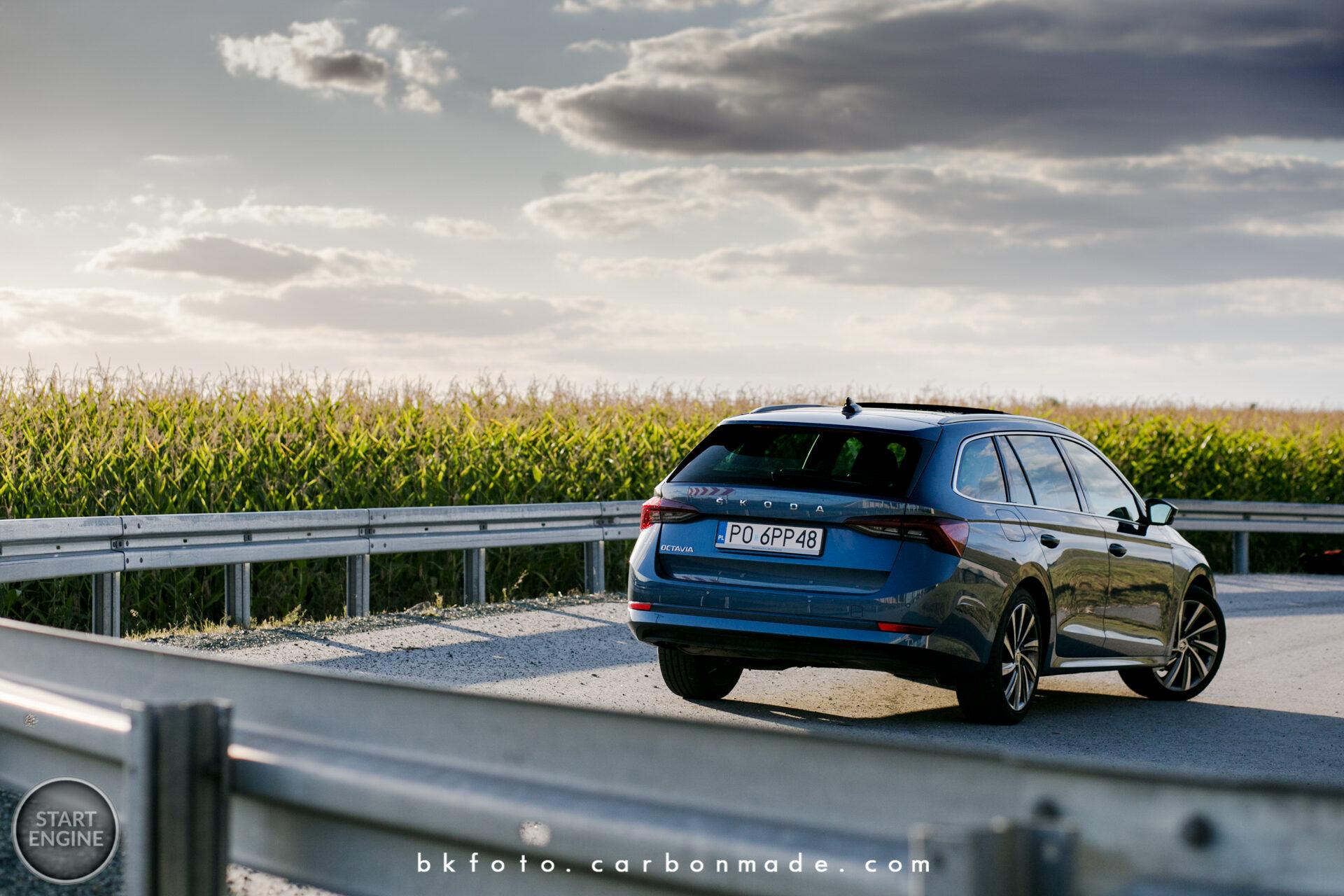 Škoda Octavia Combi IV Style 2.0 TDI 150 KM DSG7