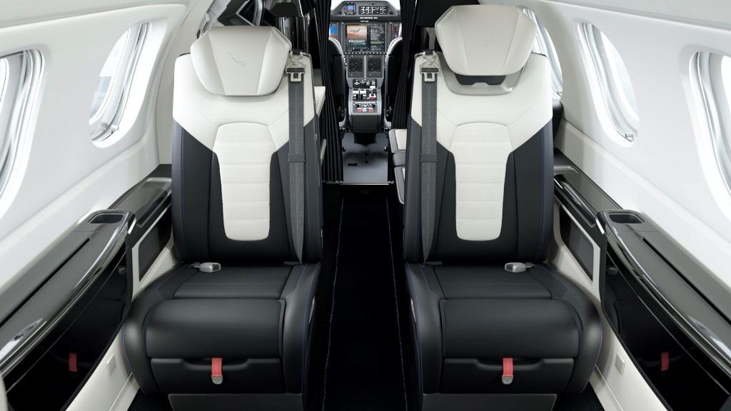 Kooperacja Porsche i firmy Embraer
