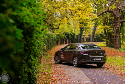 Mazda 3 Sedan HIKARI 2.0 SKYACTIV-X 180 KM 6AT