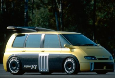 Renault Espace F1 (1995)