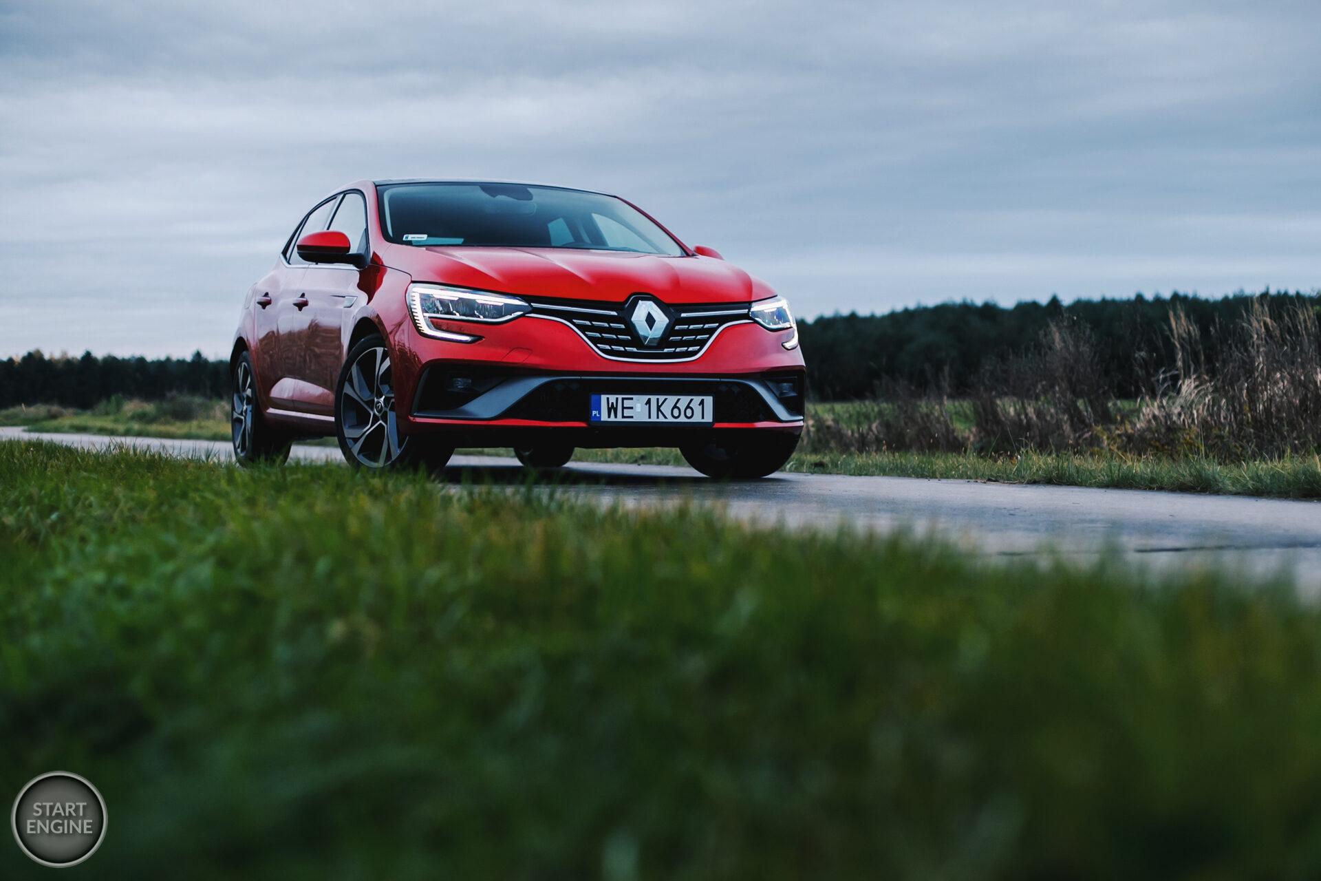 Renault Mégane R.S. Line 1.3 TCe FAP 160 KM EDC (2020)