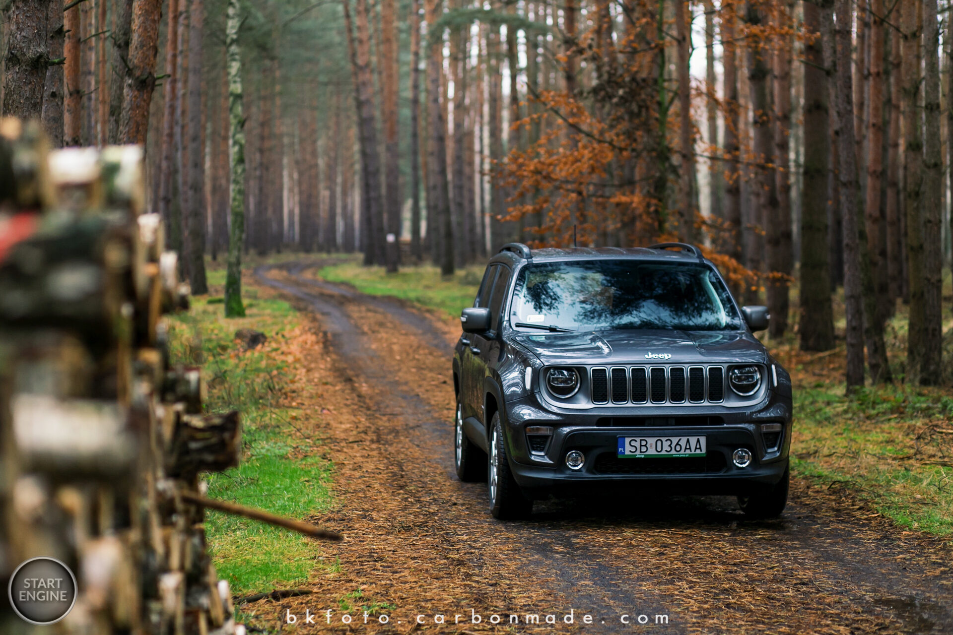 Jeep Renegade Limited 1.3 GSE 180 KM AT9 4WD