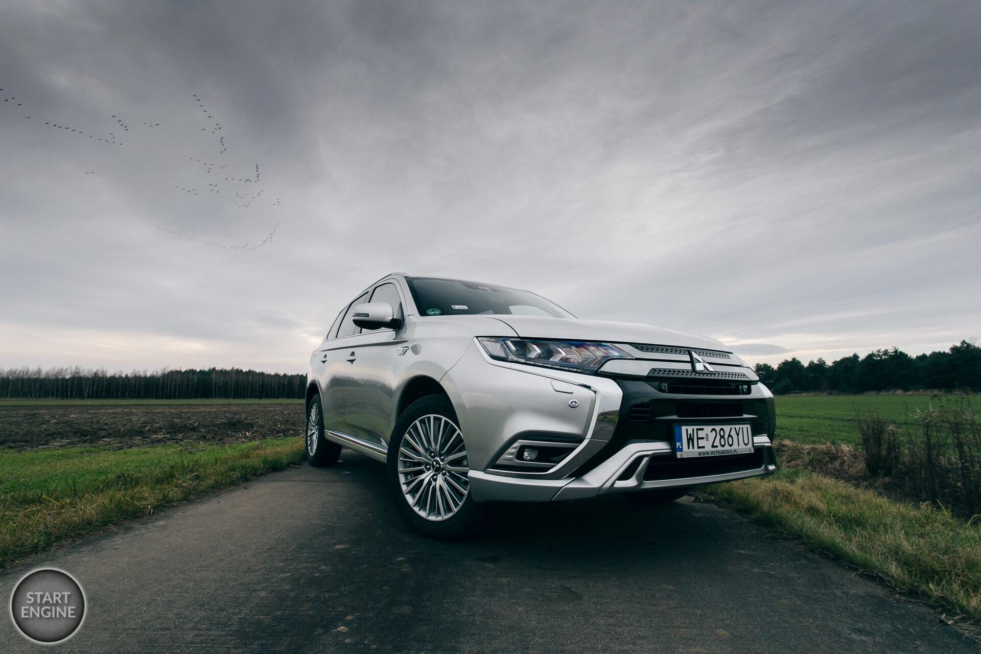 Mitsubishi Outlander Instyle Plus PHEV