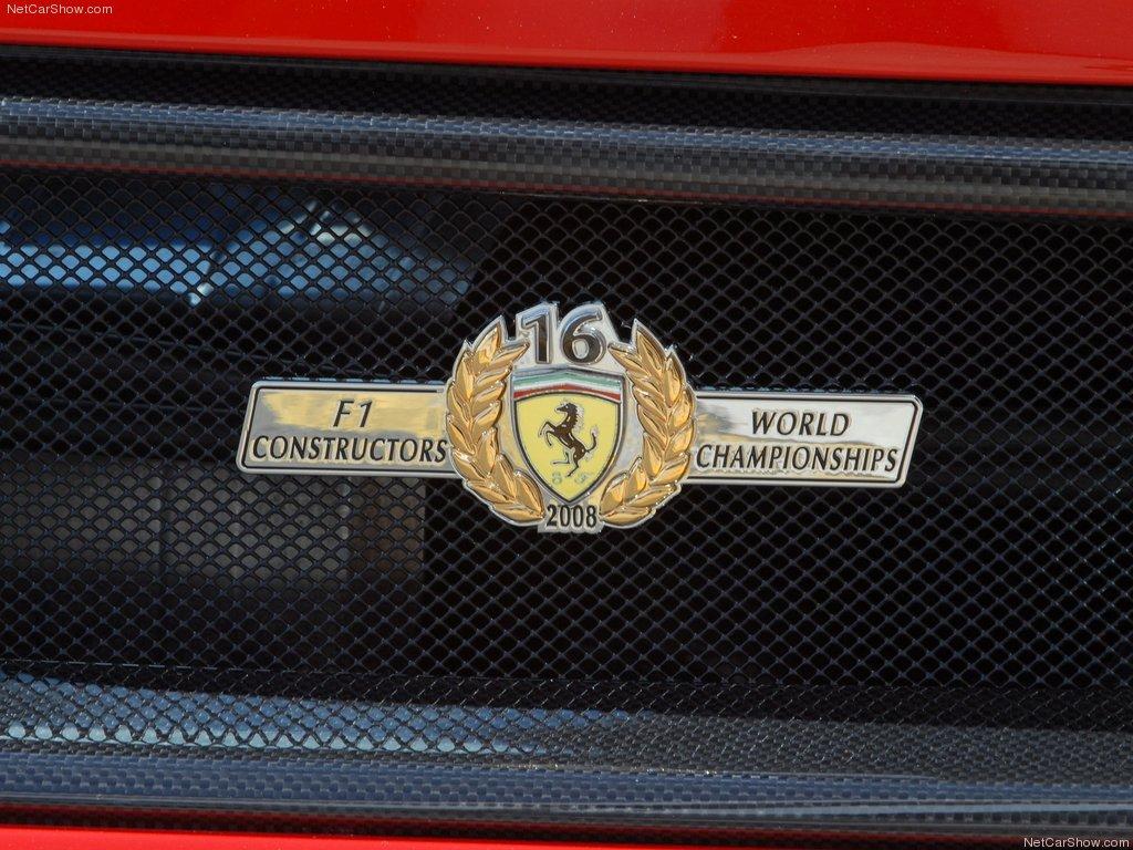 Ferrari F430 Scuderia Spider 16M (2009)