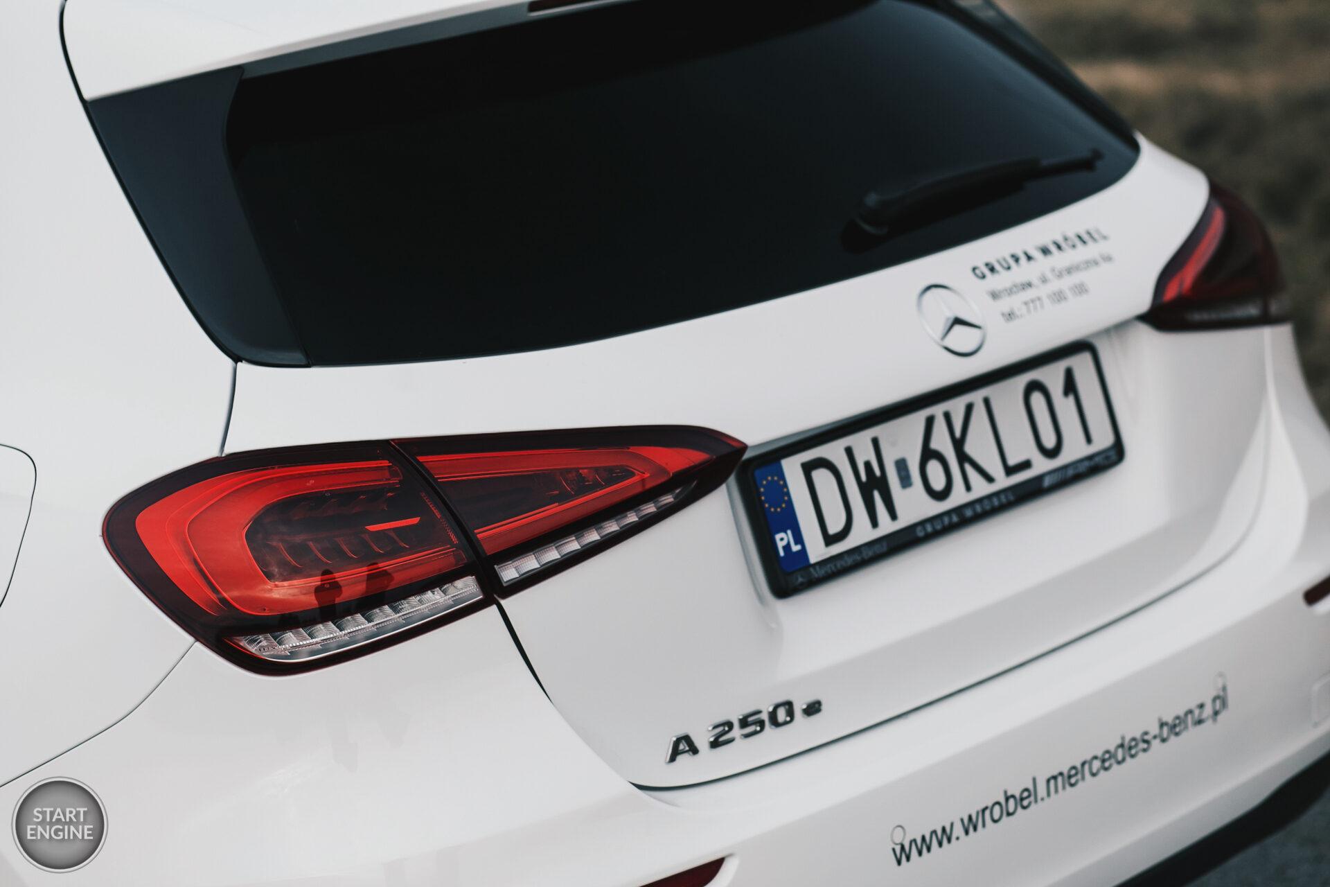 Mercedes-Benz A 250 e