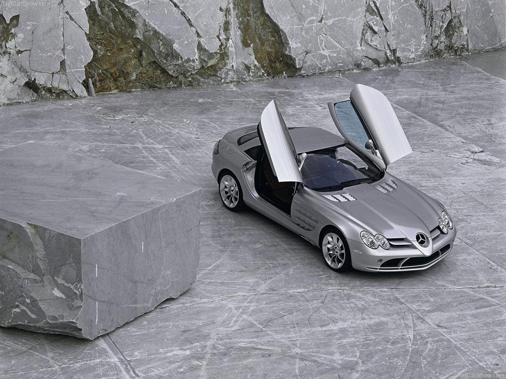 Mercedes-Benz SLR McLaren (2004)