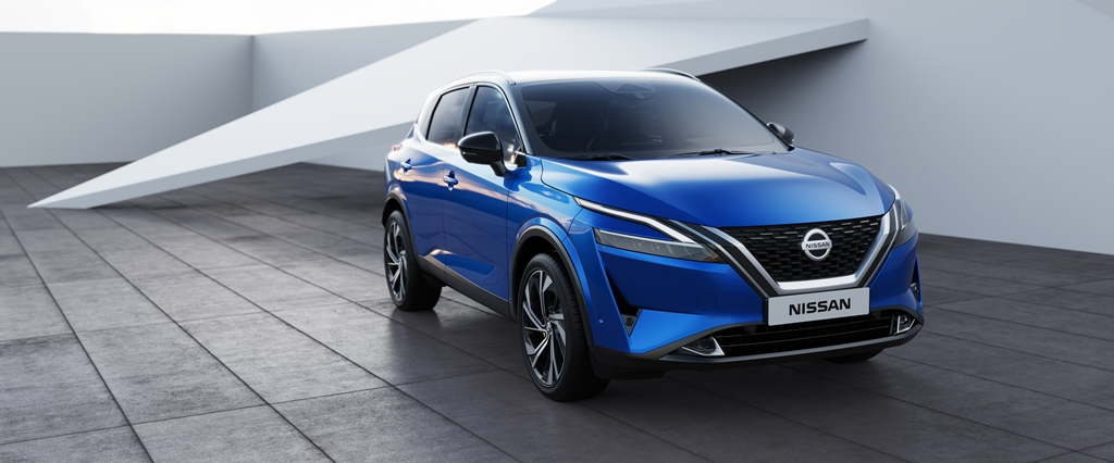 Nissan Qashqai III (2021)
