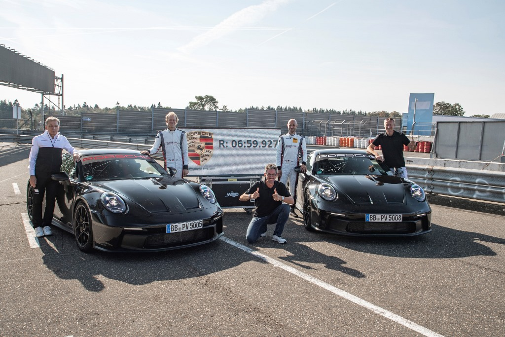 Porsche 911 GT3 (2021)